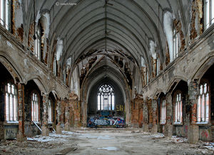 The Ghost Cathedral