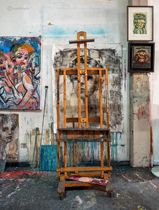 The Artist's Studio XXXVI