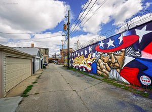 The Patriot's Alley