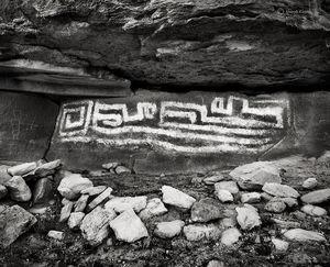 Anasazi Maze Site