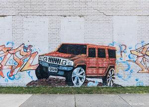 Motor City Graffiti