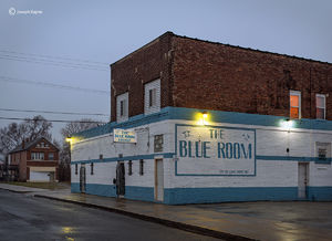 The Blue Room Lounge