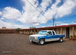 Navajo Juanita's Pickup