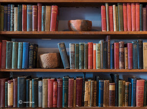 Old Books and Pots