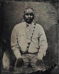 Tulley Lincoln, Navajo