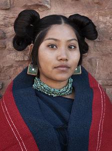 The Hopi Maiden