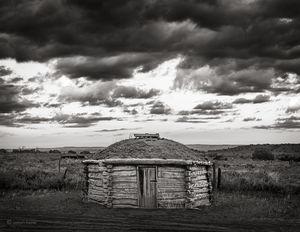 The Navajo Hogan