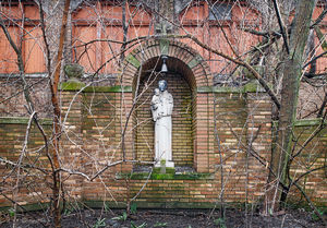 Abandoned Church Grotto