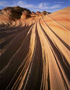 Grooved Sandstone