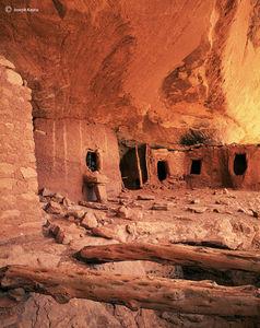 Ancient Beam Ruin