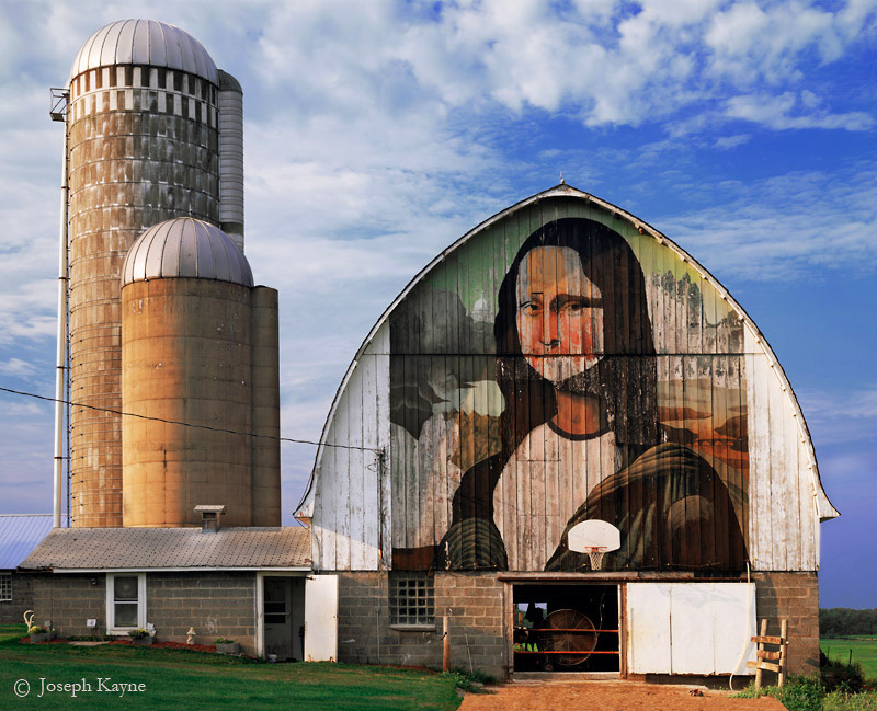 mona,lisa,barn,wisconsin