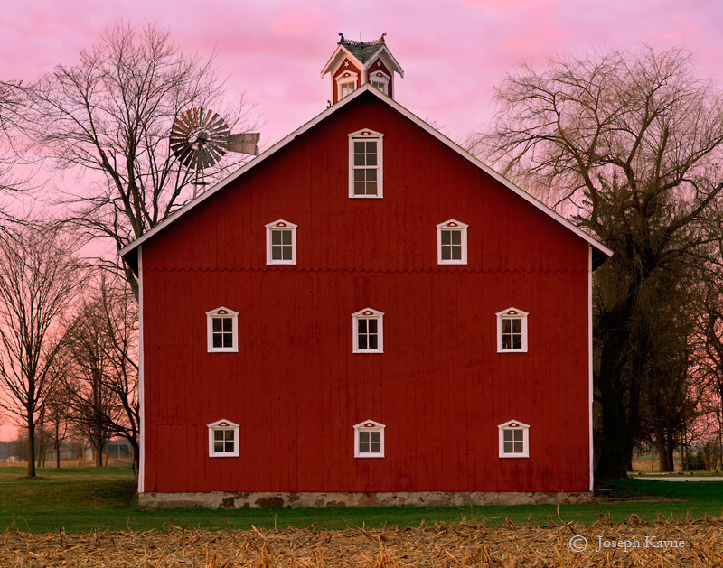 The folk art barn indiana joseph kayne photography for Barn house indiana