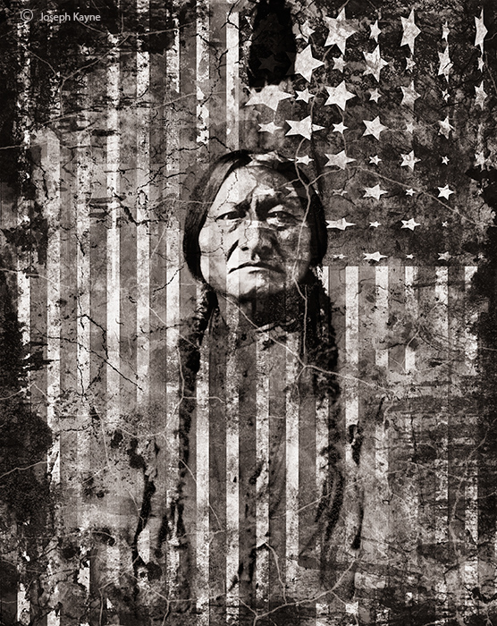 The Native American StorySitting Bull, LakotaOriginal Capture: D.F. Barry