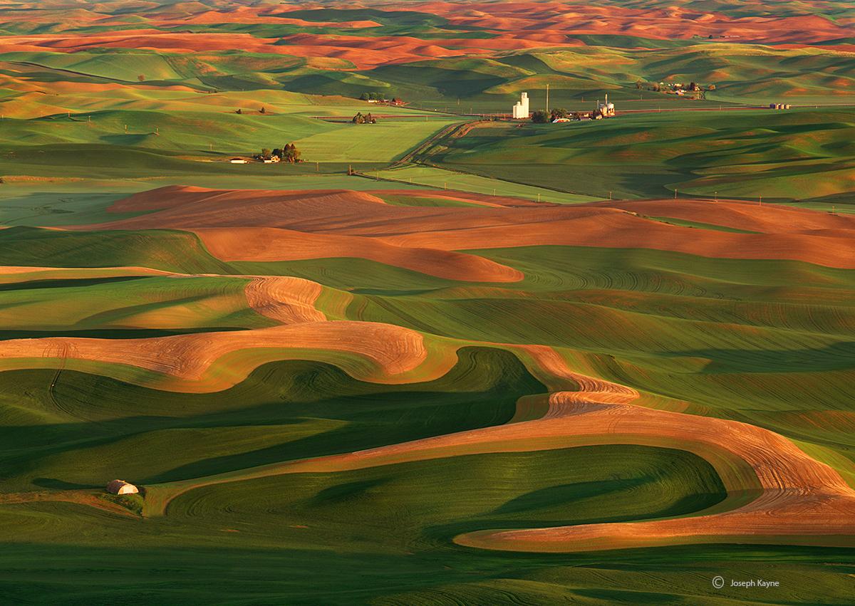 artistic,farmland,washington, photo