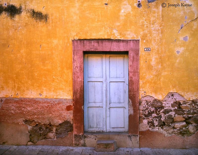 old,door,mexico,colonial, photo