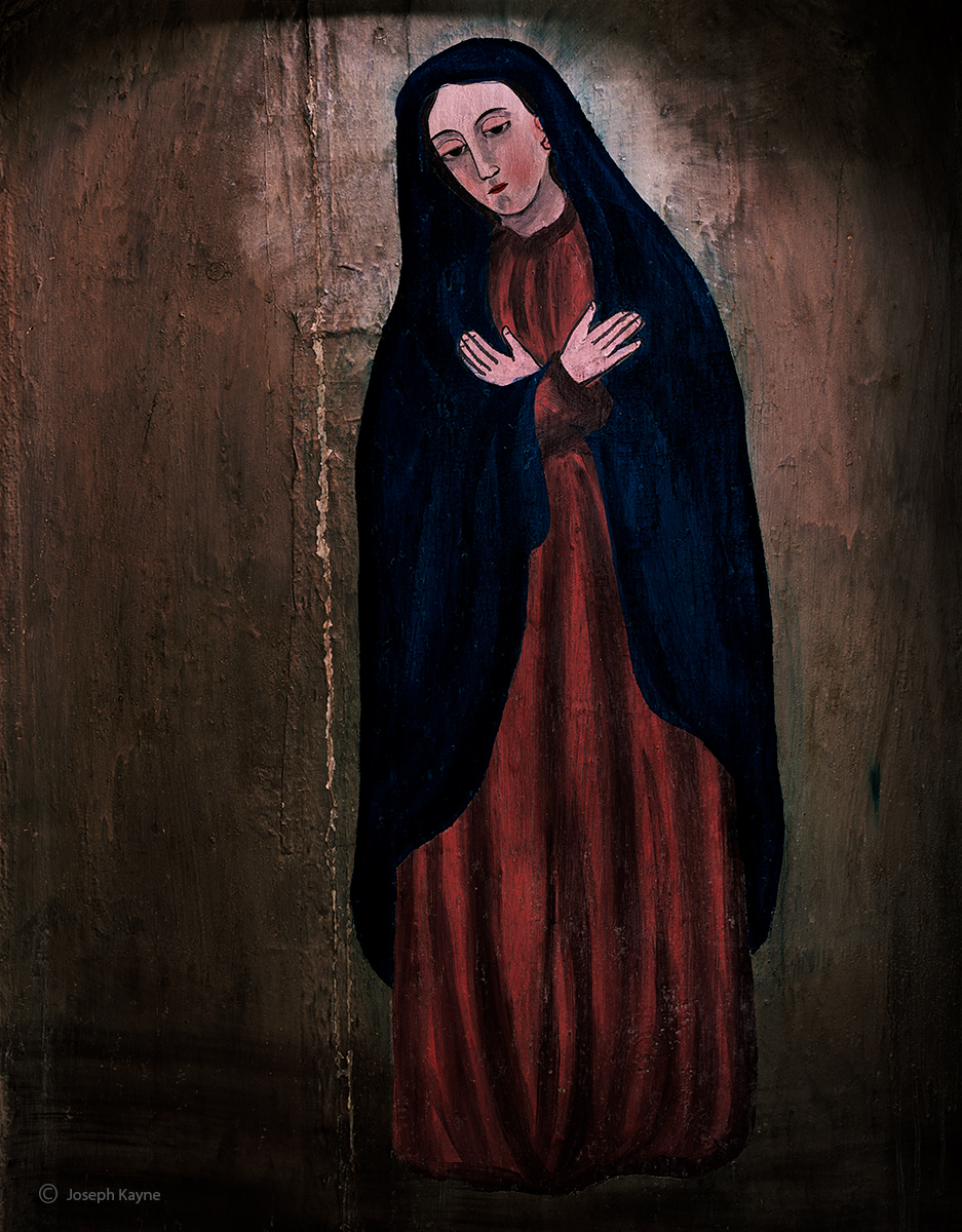 compassion,new,mexico,old,church,mural, photo