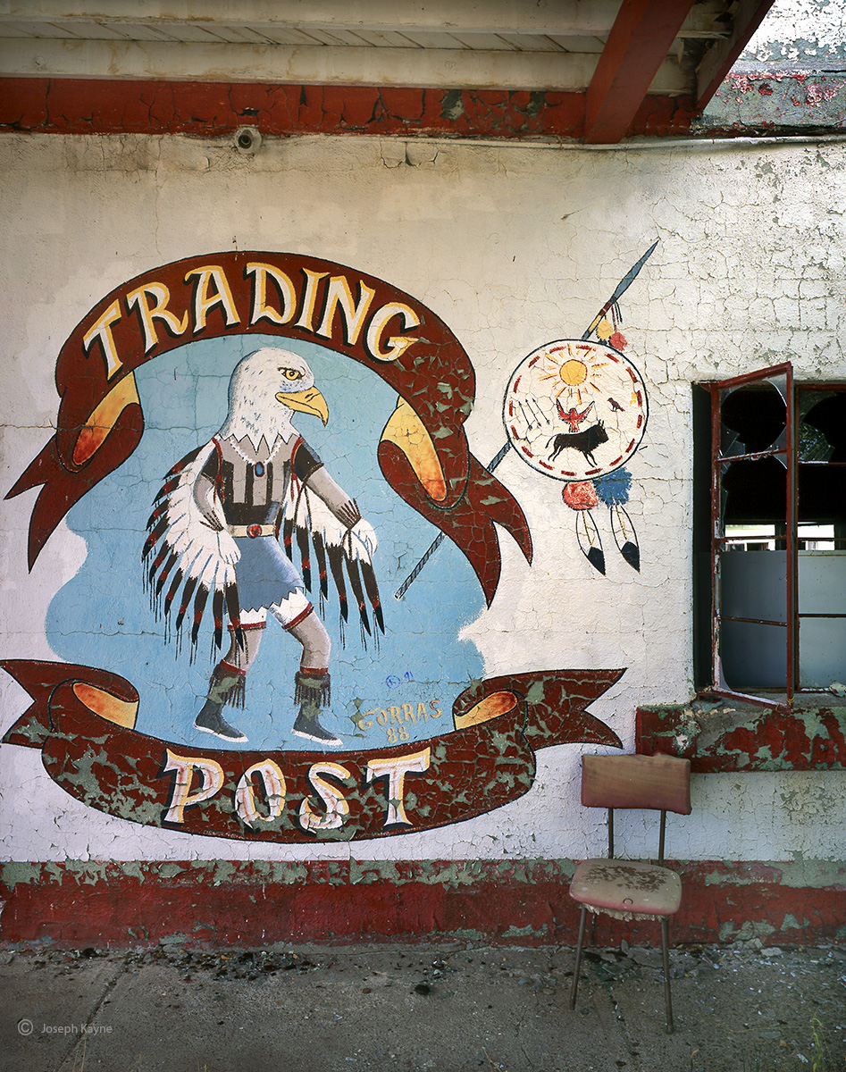 Abandoned Trading Post