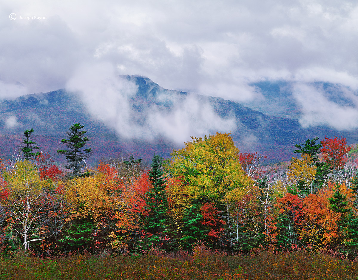 autumn,storm,clearing,over,white,mountains,new,hampshire, photo