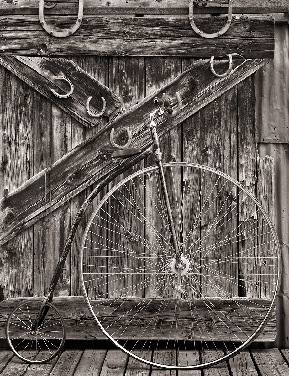 old,bicycle,colorado, photo