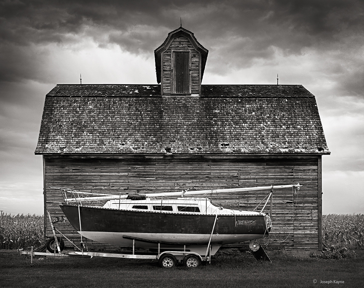 prairie,schooner,illinois,corn,crib, photo