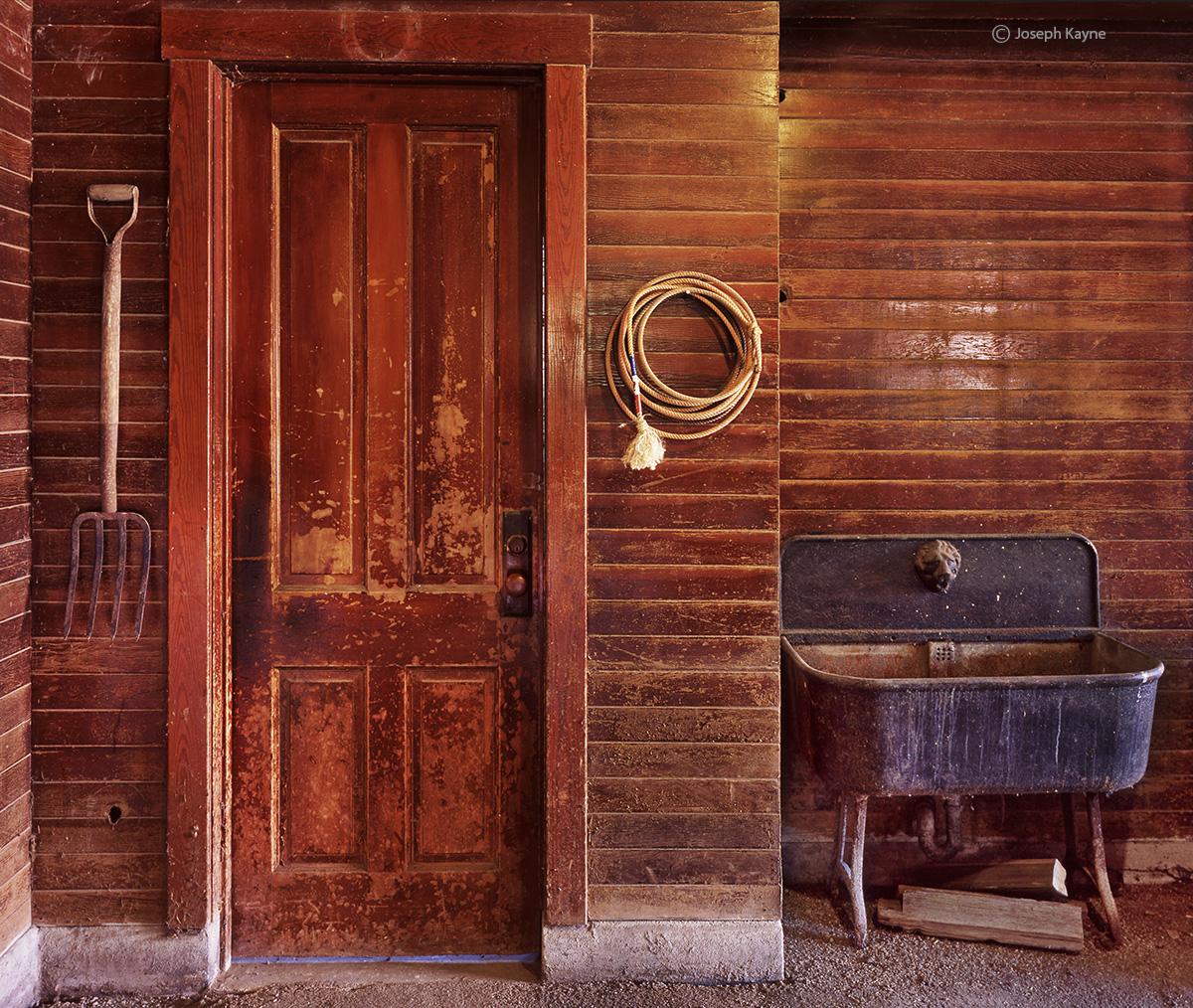 ryerson,barn,interior,illinois, photo