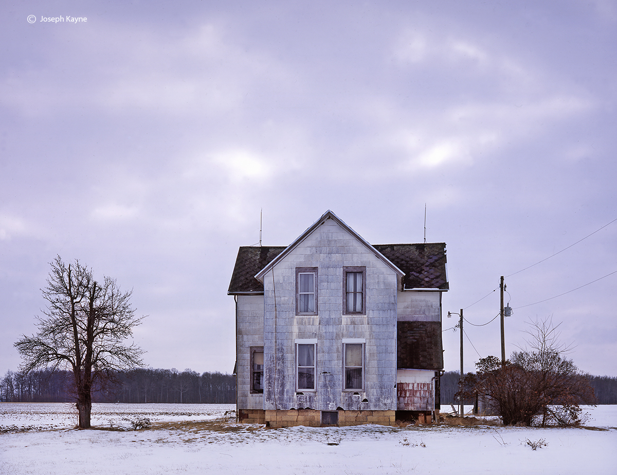 abandoned,dreams,indiana,farmhouse,winter, photo