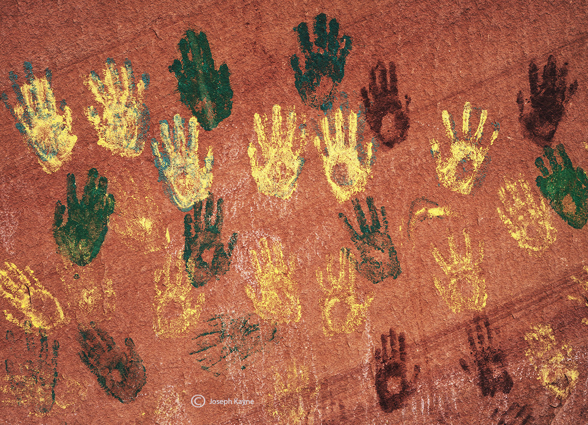 ancient,hands,colorado,plateau,ancestral,puebloan,hand,prints, photo