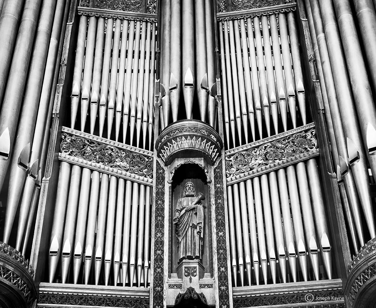 organ,guardian,chicago, photo