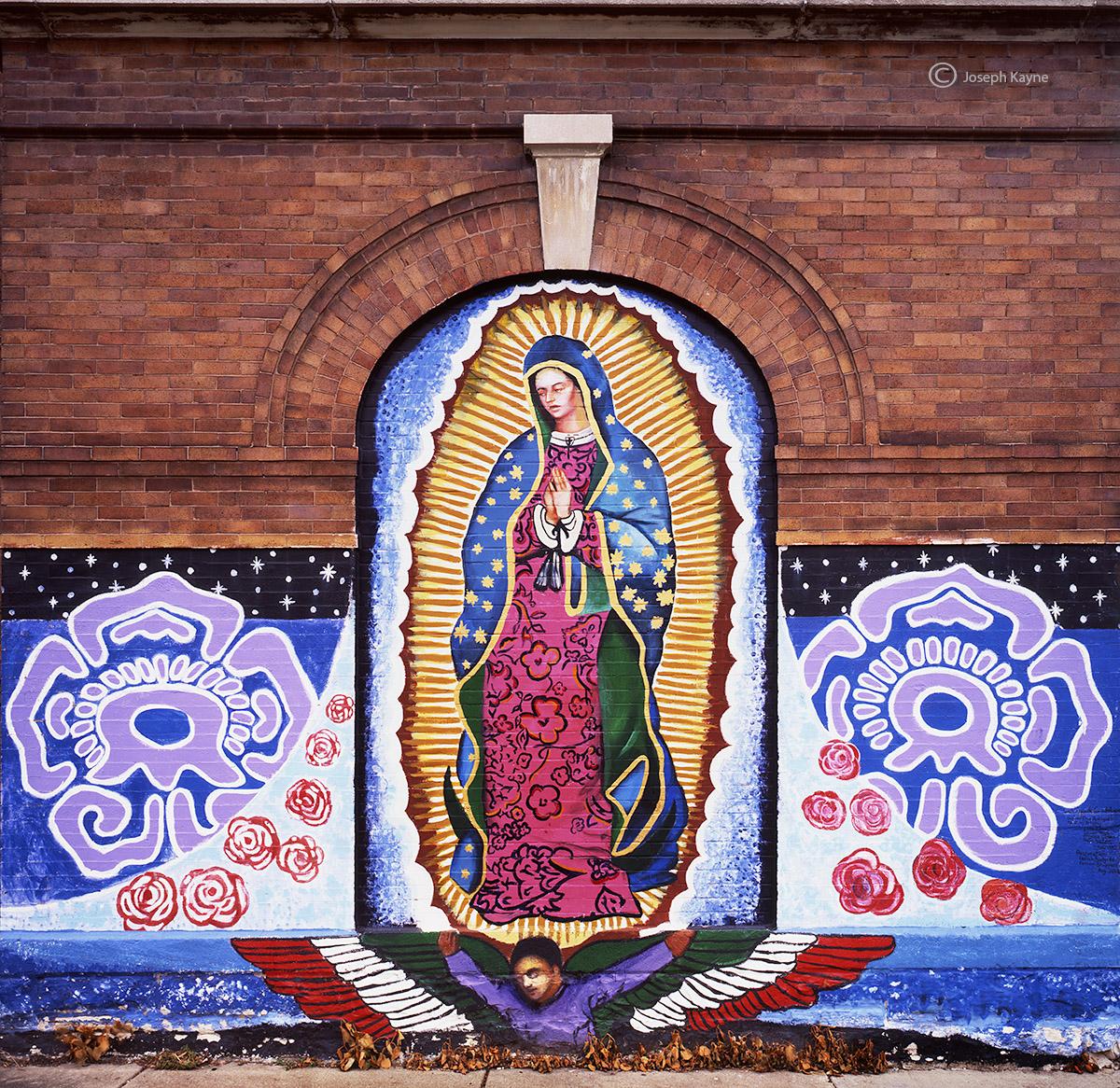 pilsen,guadalupe,chicago,street,art,mural, photo