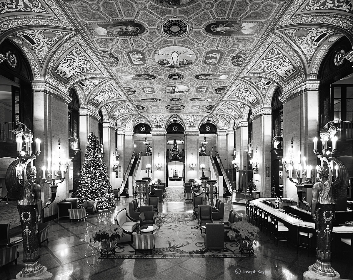 grand,lobby,chicago, photo