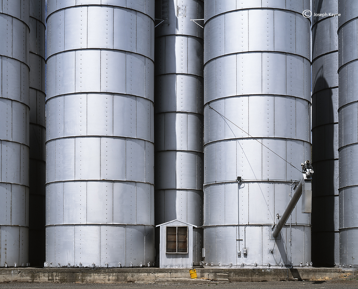 washington,state,silos, photo