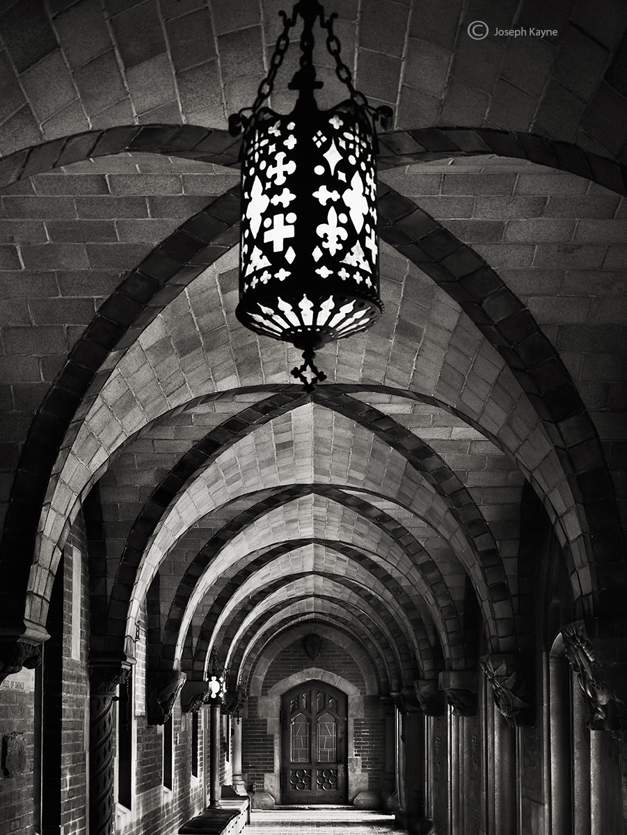 gothic,hallway,chicago, photo