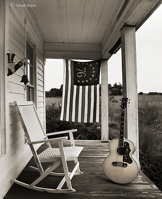 gibson,sj,200,farmhouse,porch,independence,day,prairie, photo