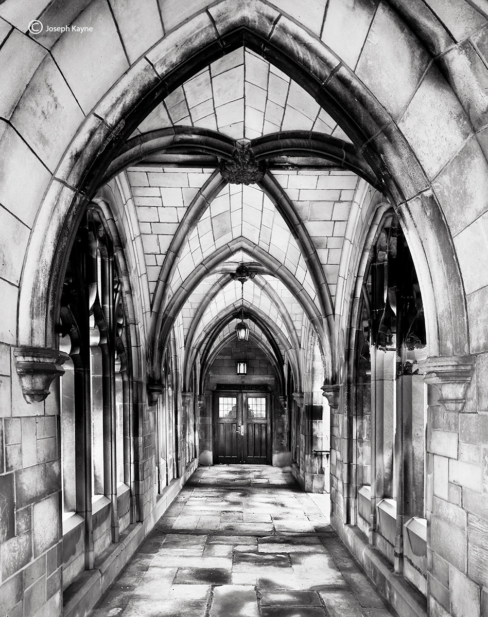 gothic,passage,chicago, photo