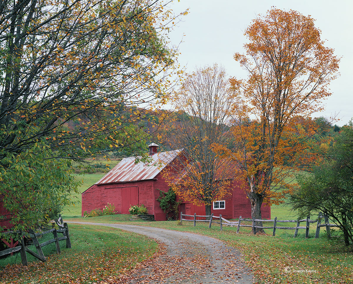 Vermont red barn new england joseph kayne photography for New england barns for sale
