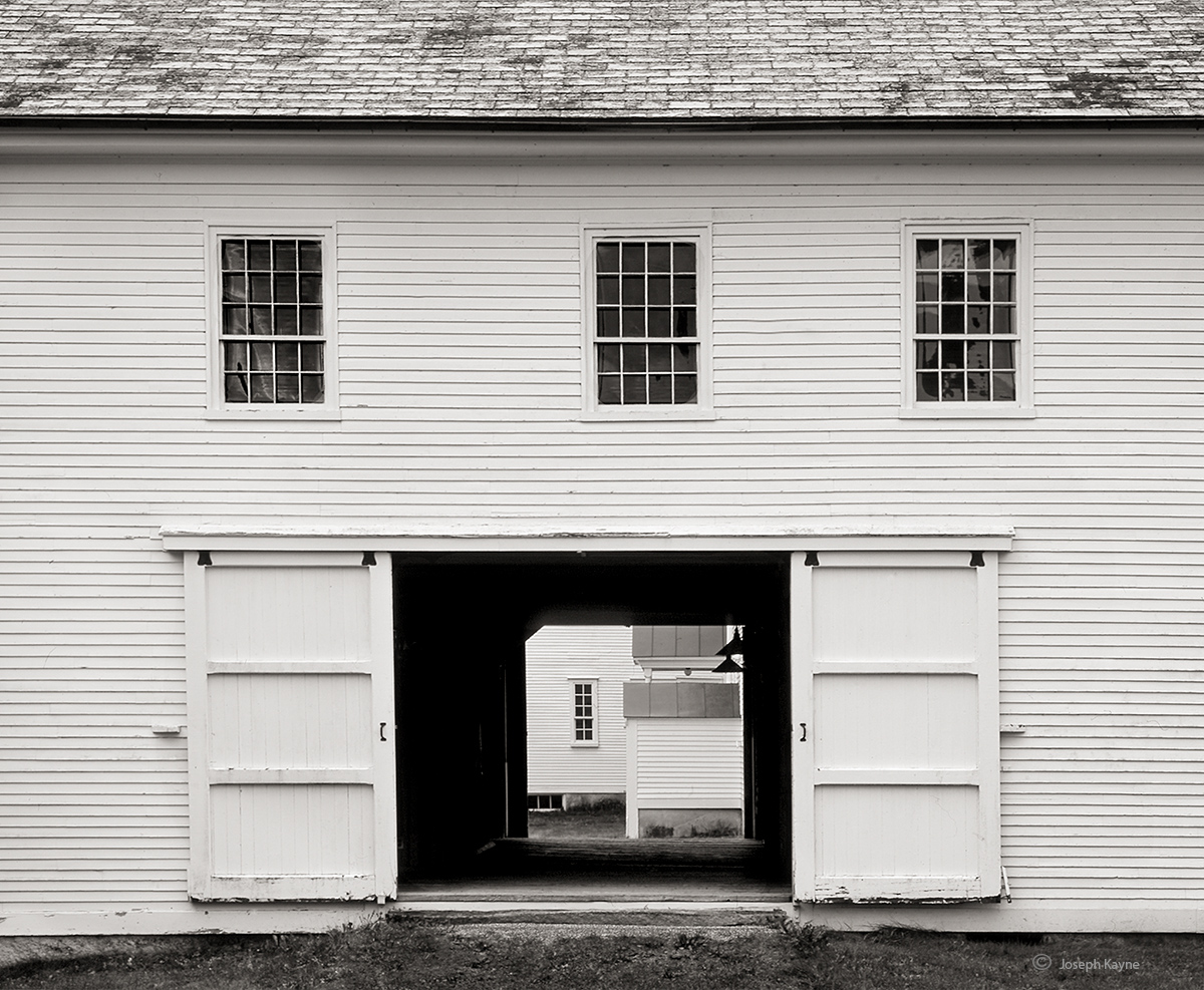 shaker,barn,new,england, photo