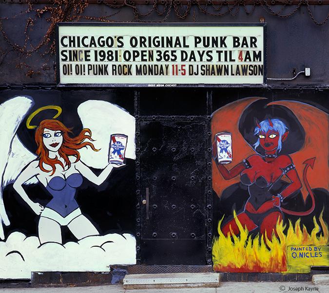chicago,original,punk,bar, photo