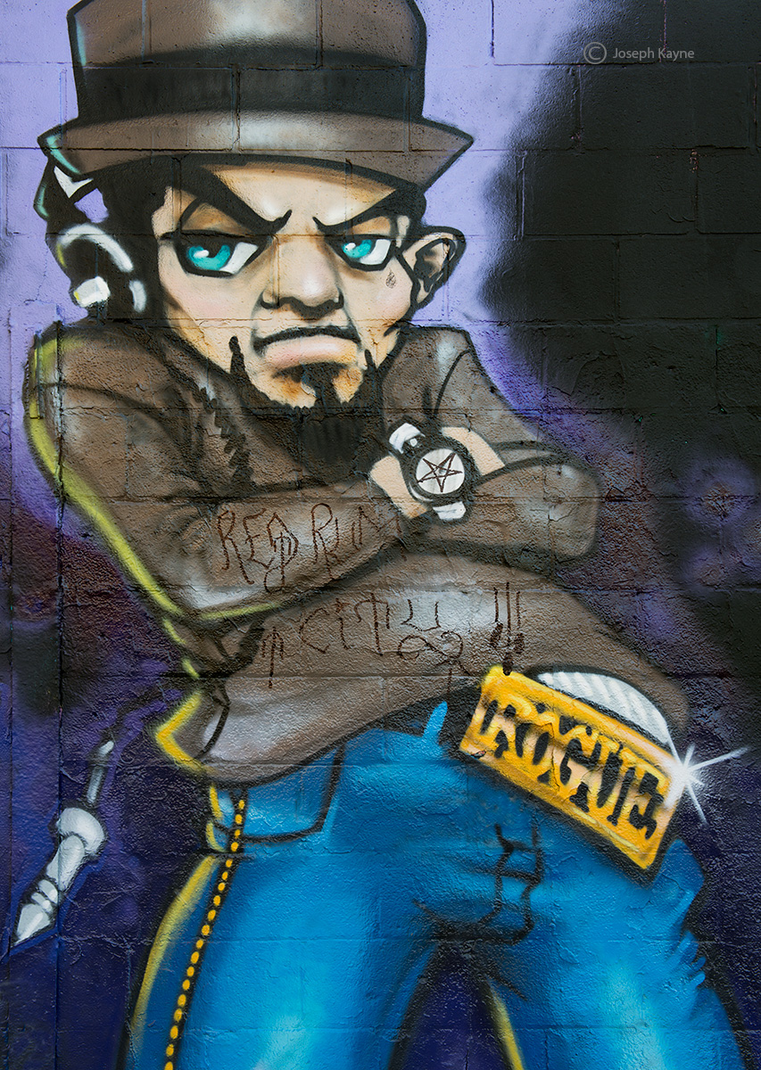 Gangsta,chicago,street,art, photo