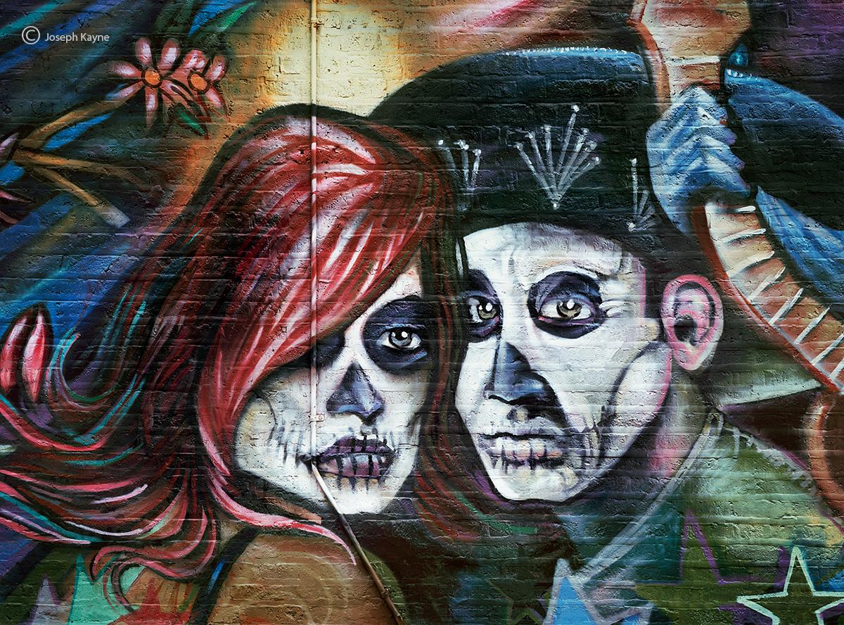 the,eternal,couple,chicago,street,art,mural,graffiti, photo
