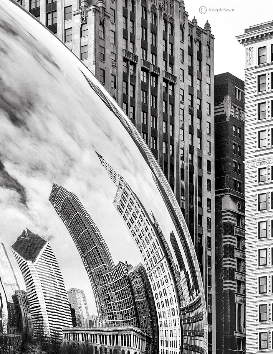 cloud,gate,III,chicago, photo