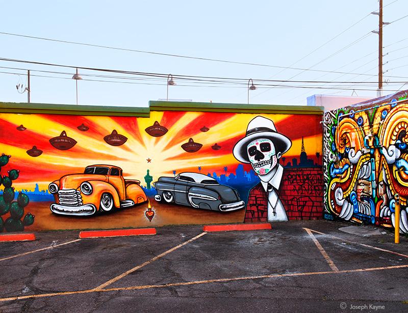 day,of,the,dead,parking,lot,arizona,lalo,cota,breeze, photo