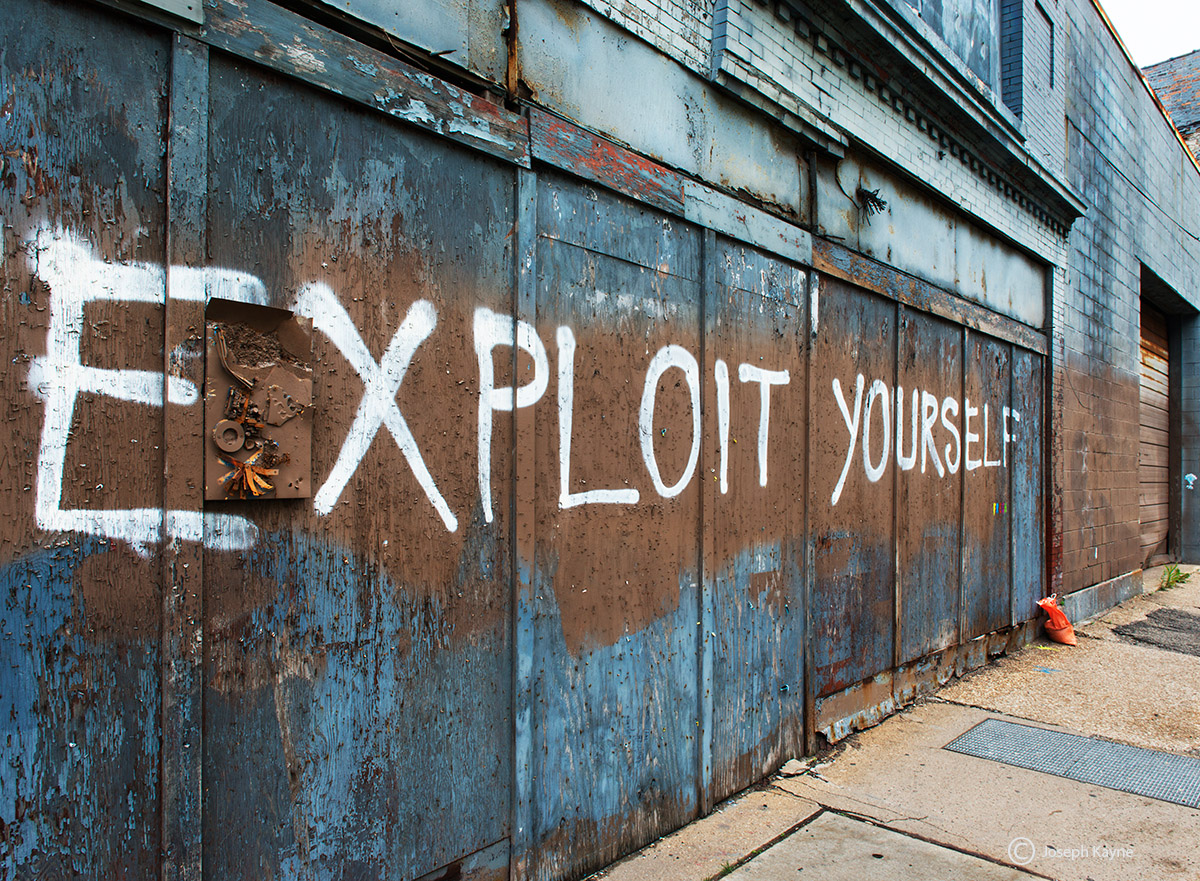expoit,yourself,chicago, photo