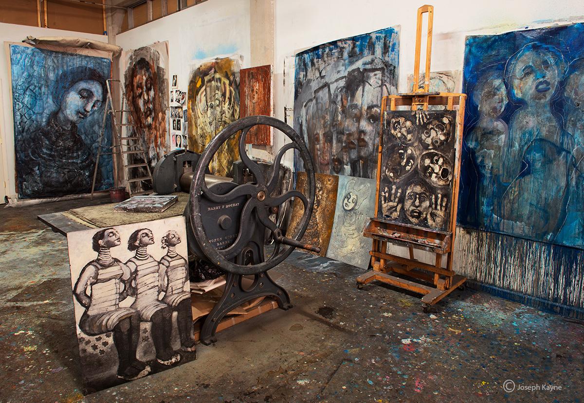 artist,studio,chicago, photo