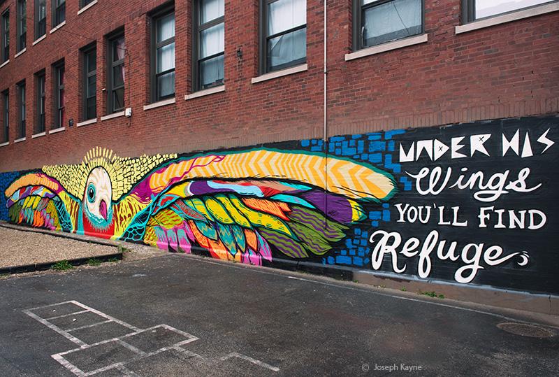 Chicago Street Art By Joseph Sentrock