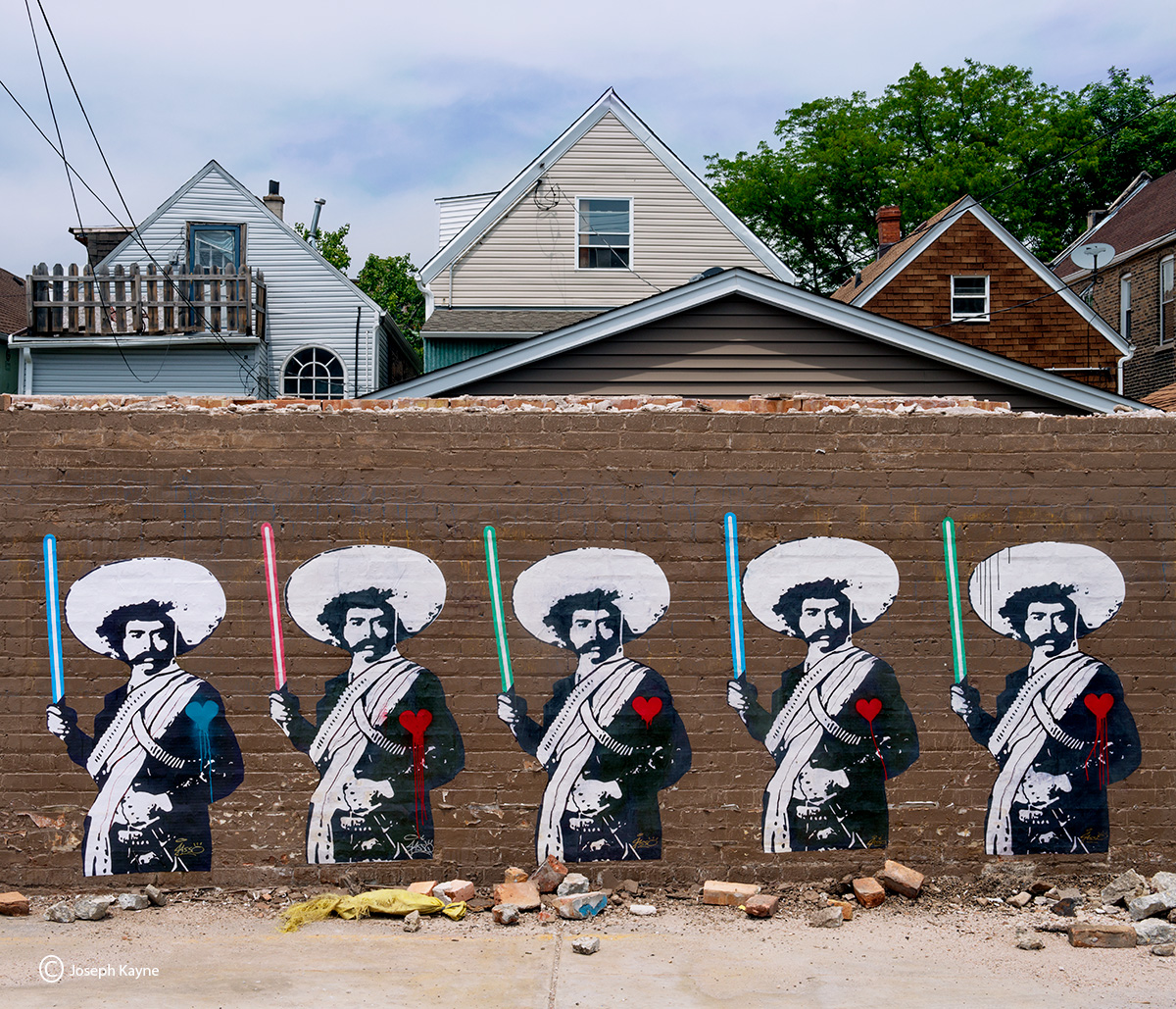 Chicago Street Art By Jasso