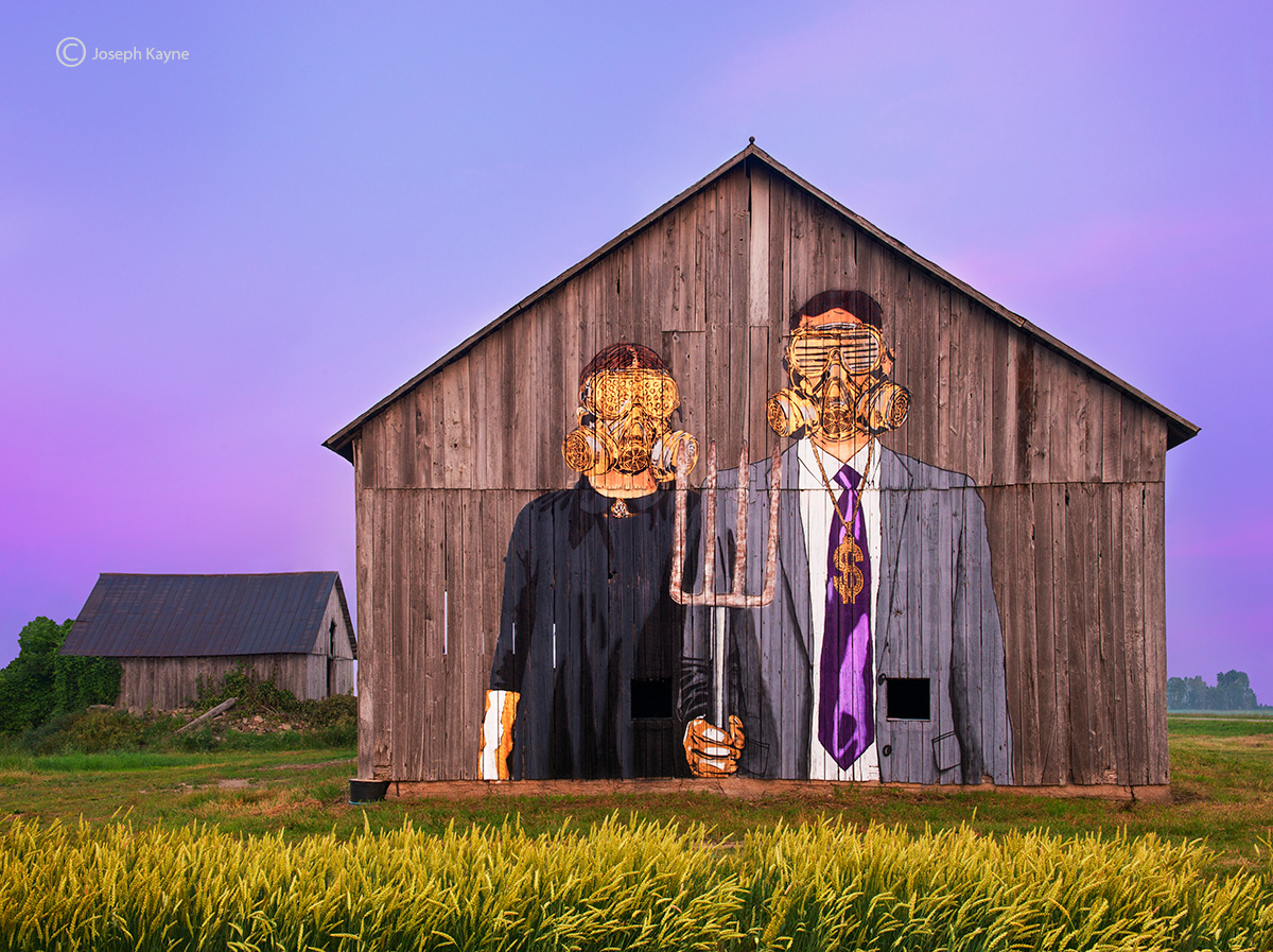 the,new,american,gothic,ii, photo
