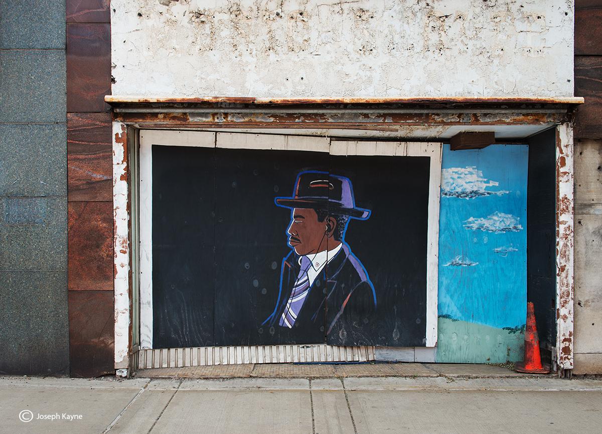 abandoned,storefront,gary,indiana, photo