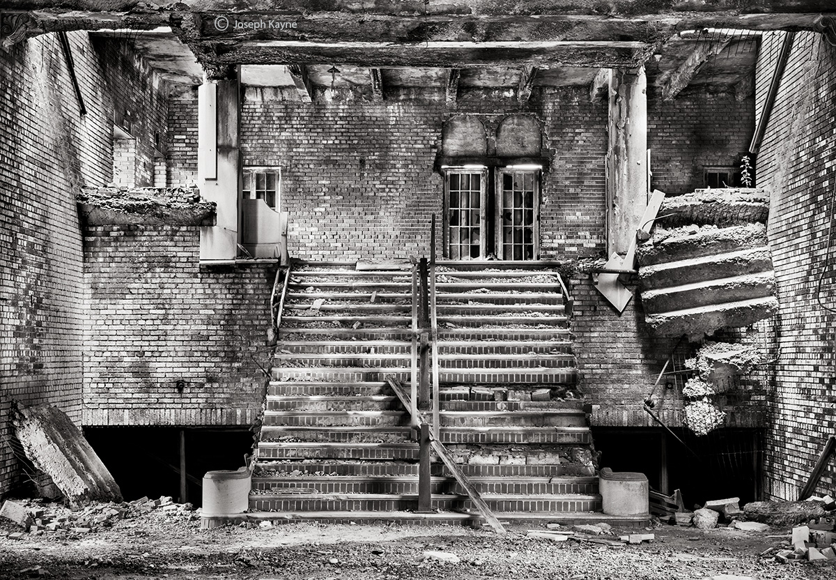 stairway,to,nowhere,indiana, photo