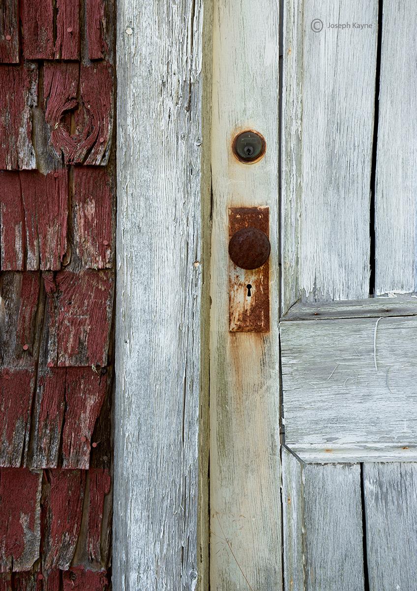 rustic,door,maine, photo