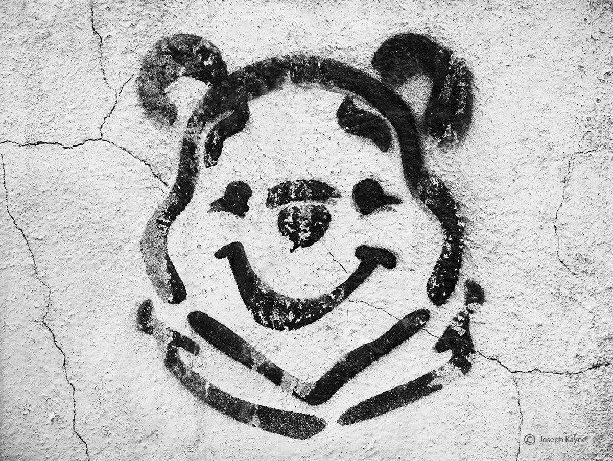 pooh,chicago,street,art, photo